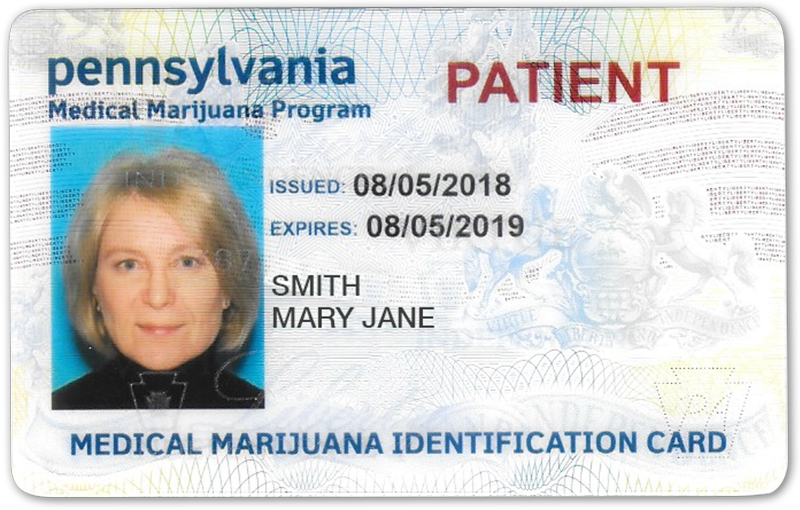 Get certified to use marijuana as a medication.